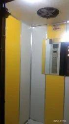 Elevator Interior Decoration, Size: 7x4x4 (lxhxw)