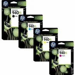 HP (940XL) Black/Cyan/Magenta/Yellow Ink Cartridge