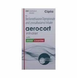 Beclomethasone & Salbutamol 50/100mcg