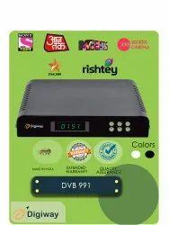 DD Free Dish Tv Box 991