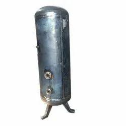Mild Steel Air Receiver Tank, Capacity: 1000 Litre