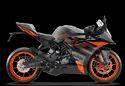 KTM RC 200 Motorcycle
