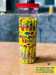 POP RINGS  CANDY JAR PACKING