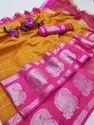 Ladies Kanjivaram Saree