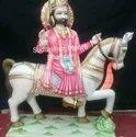 Marble Ramdev Statue