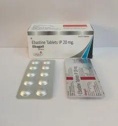 Ebastine 20mg Tablets