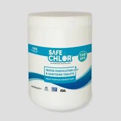 Equipment Sanitising Tablets