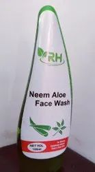 3rd Party Natural Herbal Face Wash, Gel, Packaging Size: 100ml