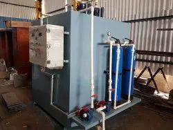 Prefabricated Industrial Sewage Treatment Plant, 5KW, Sugar Industry