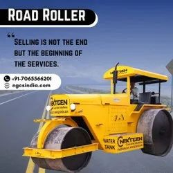 Diesel Engine Road Roller