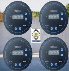 Sensocon Digital Differential Pressure Gauge Modal A1001-07