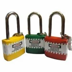 industrial use SAFETY PADLOCK WITH LONG SHACKLE