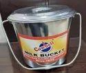 05 Ltr. Stainless Steel Milk Bucket