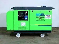 5 KVA Kirloskar Diesel Generator