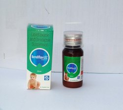 Levofloxacin and Ornidazole Suspension