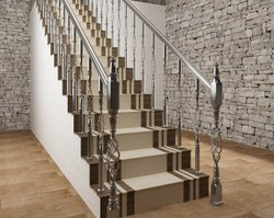 Staircase Steps And Raiser