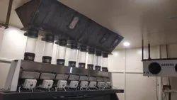 AC For Sortex Machine Room