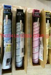 C258INK Konica Minolta TN324 Toner Cartridge Set