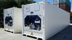 Frozan Goods Transportation 40 Reefer And Cold Storage Container