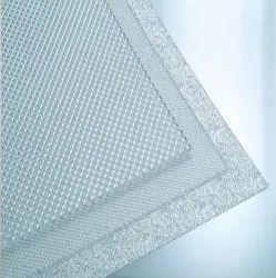 Embossed Polycarbonate Roofing Sheet, Thickness 1.8mm