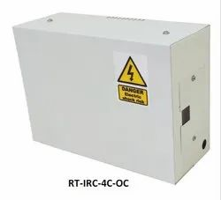 Interposing Relay Cabinet 4 Channel Output Controller
