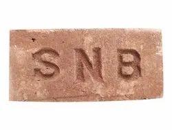 SNB Clay Rectangular Red Brick, Size: 9 X 4 X 3inch
