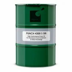 Punch 4300 S High Performance Fin Press Oil For Air Conditioners And Other Punchings