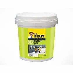 Dr Fixit Newcoat   Terracotta/ White /Grey