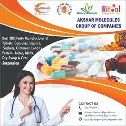 Ritual Drugs Third Party Manufacture Tablets , Capsules , Syrups , Sachets