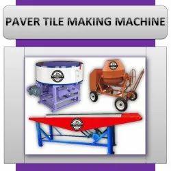 Paver Tile Making Machine