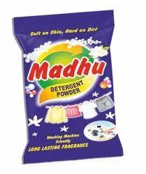 Madhu Detergent Powder (Blue) 3Kg