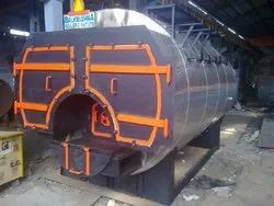 Solid Fuel Fired 0.5-6 TPH Industrial Steam Boiler