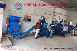 Automatic Oil Machine Plant
