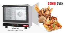 Combi Oven Electric 5 Tray