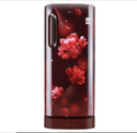 Lg Gl-d241ascy 235 L 4 Star Inverter Direct Cool Single Door Refrigerator