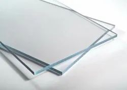 Transparent Polycarbonate Sheet, Thickness 10mm