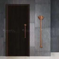 Interior Copper Door Handle