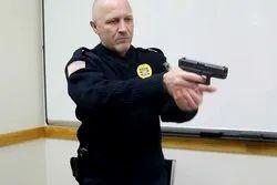 Pistol Man Security Service