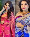 South Wedding Saree