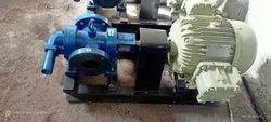 Gear Pump Flange Type
