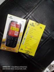Keypad mobile phone