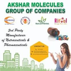 Ritual Drugs Pharmaceuticals  Manufacture Tablets , Capsules , Syrups , Sachets
