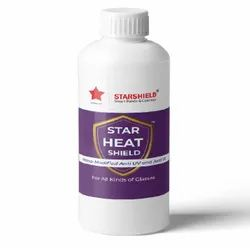Star Heat Shield- Nano-modified Transparent Thermal insulating coating For Glass