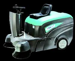 Ride On Sweeper