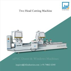 JAI uPVC Window Making machine