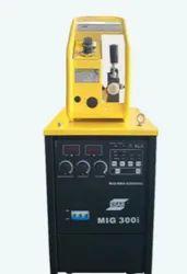 ESAB 300A MIG Welding Machine / Co 2 welding machine  MIG-300i