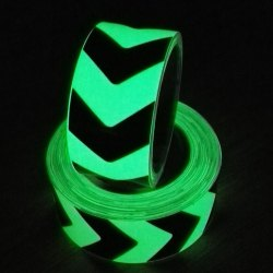 Glow In The Dark Arrow Tapes