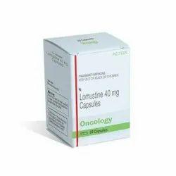 40 Mg Lomustine Capsules