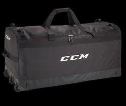 Black Polyster CCM Goalie Bags, For Protection Kit