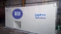 Neotech  Industrial Wastewater Sewage Waste Water Treatment Plant, Capacity: 1000 Litres Per Hour